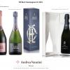Charles Heidsieck – Tre Champagne nei primi 10 nella top 100 2016