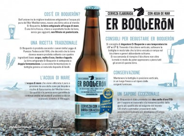 Er Boquerón – Birra Artigianale all'Acqua di Mare – Firenze