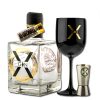 X-Gin – Gin per le Regine, Dei e Re – Spirits & Colori by Vino & Design