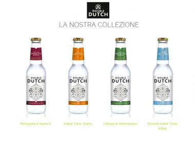 DOUBLE DUTCH – Acqua Tonica che eleva lo spirito
