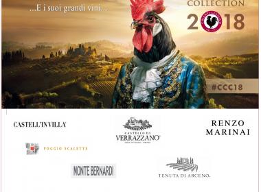 Chianti Classico Collection 2018 Lunedi 12 Febbrario – Firenze