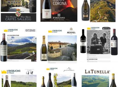 ViniBuoni D'Italia 2019 del nostro catalogo – Firenze